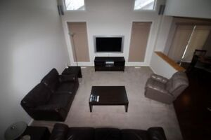 Furnished townhouse style condo, Island Lakes, 3 bed/2.5 baths