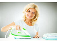 IRONING Service In Glasgow, Washing , Cleaning (regular or one off)