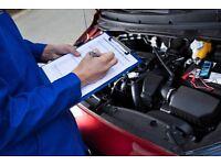 Car | Motor mechanic full time 6 days a week requires - BMW Mercedes Toyota Honda VW Vauxhall Ford