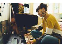 Female keyboard player wanted