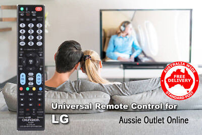 LG Universal Smart TV Remote Control No Programming Needed - Aussie Outlet NSW
