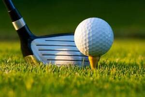 GOLF PASSES FOR SALE