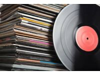 VINYL RECORDS WANTED!!
