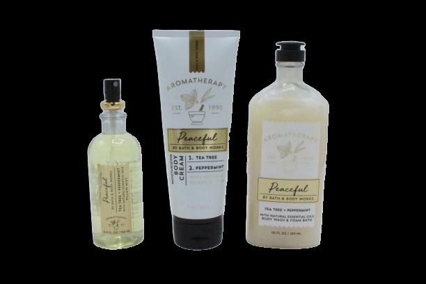 Bath & Body Works Ginger Bread Latte Fragrance Body Mist & B