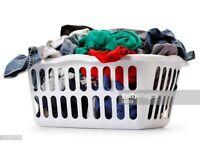 Laundry Services, Ironing, Washing, Drying,
