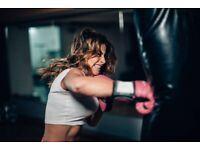 Female Boxercise Session