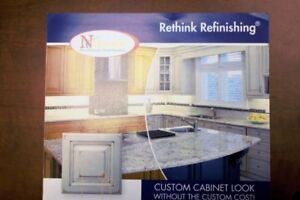 TURNKEY WOOD REFINISHING BUSINESS FOR SALE