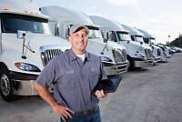 DZ Truck Driver $19.00/hr. - $20/hr