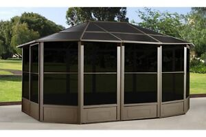Solariums buy garden patio items for your home in for Club piscine ottawa ontario
