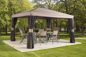 BEST PRICE WITH ALL THE FURNISHINGS (SONJAG GAZEBO)