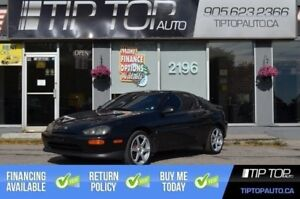 1993 Mazda MX-3 GS ** Accident Free, Amazing Condition, Low Km *