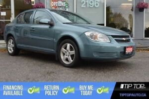 2009 Chevrolet Cobalt LT w/1SA ** Manual, Low Km, Well Equipped
