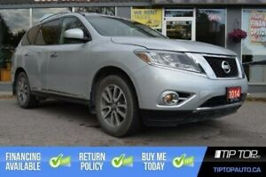 2014 Nissan Pathfinder SL ** Navigation, Leather, 7 Passenger **