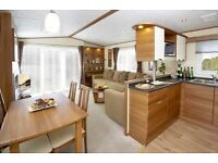 STATIC CARAVAN FOR SALE IN NORTH WALES- ABI ST DAVID IN IMMACULATE CONDITION- SLEEPS 8 PEOPLE