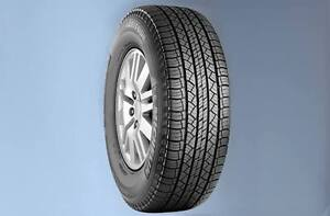 4 michelin 235/70r16 106T winter tires for sale