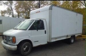 Truck and driver available  Peterborough Peterborough Area image 1