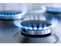 Gas Cooker fitting with certificate - Birmingham and Solihull