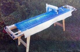 10 Foot Free Machine Quilting Frame - Own Sewing Machine Required. Full Instructions Included
