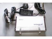 Akasa Integral LAN & SATA Hard Drive Cases