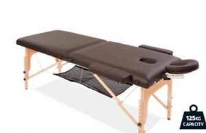 Portable massage bed with FREE 2 sets of table/headrest covers Melbourne CBD Melbourne City Preview