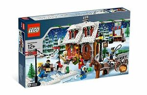 LEGO : Item 10216 : Winter Village Bakery