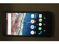 Nexus 5 phone, ex condition - unlocked