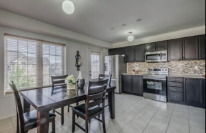 Absolutely Beautiful Freehold *End Unit* Townhouse