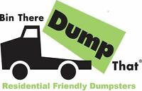 Bin There Dump That - Bin Rental & Waste Removal