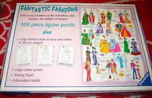 Histoire de la mode -Puzzle 300 pcs Ravensburger