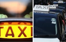 Cardiff hackney taxi wheelchair access licence plate wanted