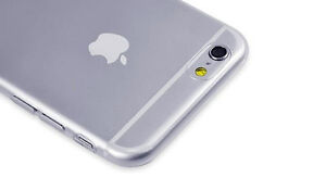 NEW THIN CLEAR SILICONE SOFT COVER CASE FOR IPHONE 6 SNAP ON Regina Regina Area image 10
