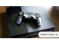 New play station 4 £90