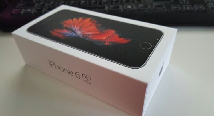 iPhone 6S 16GB Space Grey unlocked sim free in box with all accessories and Apple warranty for salein LondonGumtree - iPhone 6S 16GB Space Grey unlocked sim free in box with all accessories and Apple warranty for sale Apple iPhone 6S 16GB Space grey in new condition, comes in box with everything and warranty with it as well all covered Its factory unlocked to all...