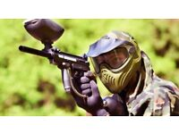 Paintball ticket