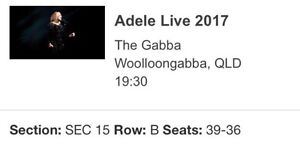 ADELE TICKETS + FREE SPRAY TAN Robina Gold Coast South Preview