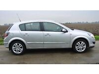 2008 VAUXHALL ASTRA SXI 1.4, MOT 12 MONTHS, MILEAGE 57000, JUST SERVICED, HPI CLEAR