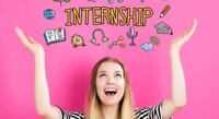 Social Media Internship for Public Figure