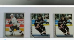 BUYING : Hockey card collections - Rookies, vintage, auto, patch