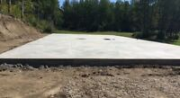 Free onsite quotes for quality concrete work of any size!
