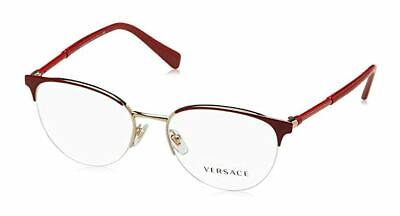 Versace Medusa Head optical frames 52-17-140 / Made in Italy - Model 0Ve1247
