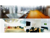 High spec all-in-one kitchen space, office space & storage at excellent prices! **MUST SEE**