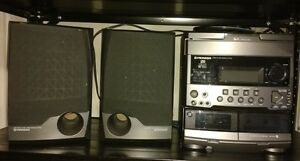 Compact Stereo System