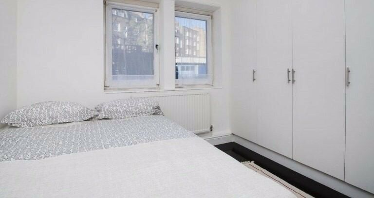 comfy room in Central London