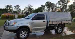 2007 Toyota Hilux Ute **12 MONTH WARRANTY** Coopers Plains Brisbane South West Preview