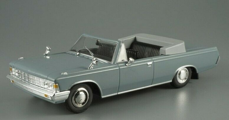 ZIL-117V autolegends of USSR Scale car 1:43
