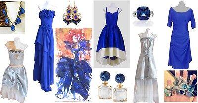 VINTAGE HARAH DESIGNS DRESSES