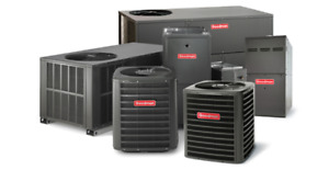 HEAT PUMP/ FURNACES/ DUCT WORKS/ AC, SUPPLY AND INSTALL
