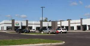 Retail space in New building on popular Pinewood rd in Riverview