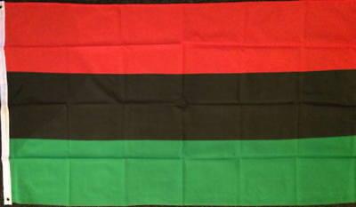 Black Lives Matter Flag 5x3 #Resist African American BLM Occupy democrats Drumpf