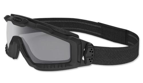 Oakley® SI Ballistic Alpha Halo Google Tactical Army Glasses - Black - USA
